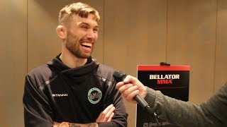 Myles Price Thinks SBG Has Been 'Oversensitive' Ahead of Peter Queally Grudge Match - MMA Fighting