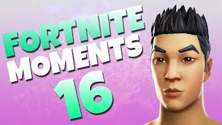 Fortnite Daily Funny and WTF Moments Ep. 16
