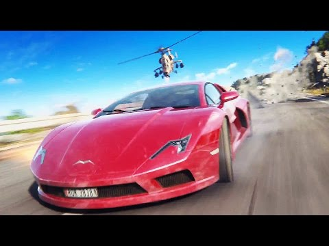 JUST CAUSE 3 Cinematic Trailer (PS4 / Xbox One)