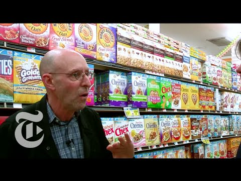 Navigating The Supermarket Aisles With Michael Pollan And Michael Moss | The New York Times