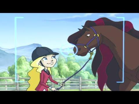 🐎 Horseland 🐎 Talent Show 💜 Horse Cartoon | Videos For Kids