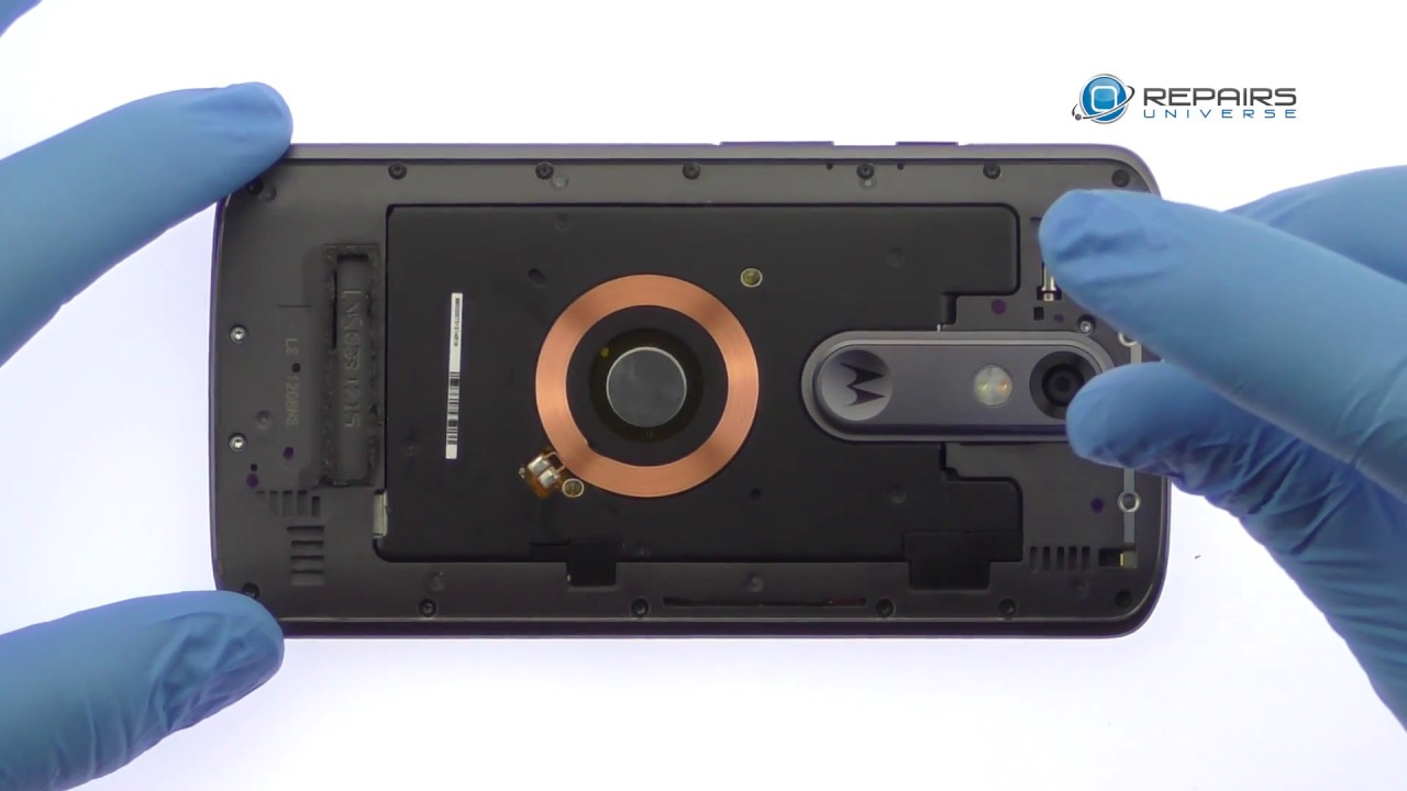 online store 992ae 90232 Motorola Droid Turbo 2 Battery Repair & Replacement Guide - RepairsUniverse