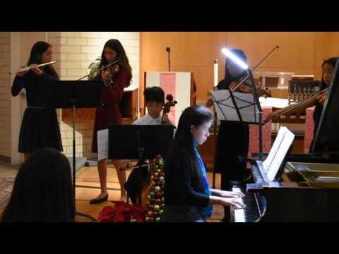 2016 Christmas Recital - The Gift by Jim Brickman