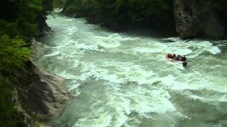 ラフティング水上(春) 竜ヶ瀬タイガライン2012