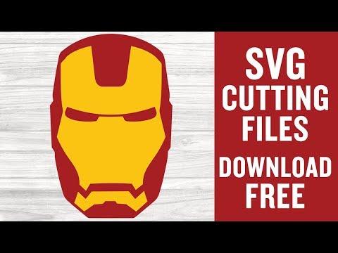 Iron Man Svg Free Superhero Svg Avengers Svg Iron Man Face Svg Instant Download Iron Man Svg Cricut Dxf Png Cut File 0011 Freesvgplanet