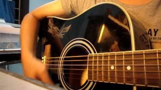 [Cover guitar] - Giữ Anh Đi - Lê Hiếu