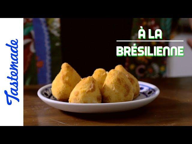 Beignets de poulet - À la brésilienne