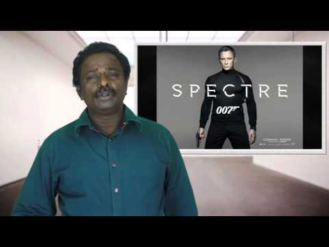 Spectre Movie Review - James Bond, Daniel Craig - Tamil Talkies
