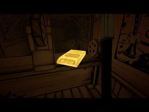 All  Logs  CHAPTER THREE  Bendy and the Ink Machine