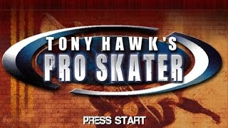New Tony Hawk Pro Skater Game Coming In 2015 On Ps4, XboxOne