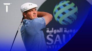 Bryson DeChambeau shoots opening 65 | Round 1 Highlights | 2021 Saudi International