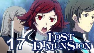Lost Dimension PS3 / PS Vita Let's Play Walkthrough 17 - Cage Of Despair