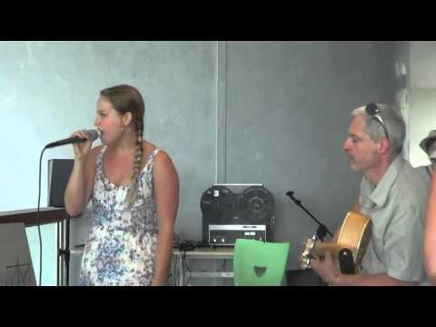 Cours de chant - Nantes - Valérie (live)