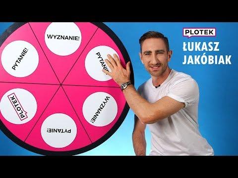 ŁUKASZ JAKÓBIAK i jego teksty na podryw - Koło Plotka
