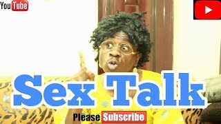 Sex Talk In An African Home. African Comedy. MC Shem Comedian.