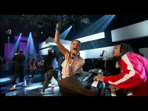 Black Eyed Peas ,HD,  Lets Get It Started , ,BBC Later With, Jools Holland,HD 1080p
