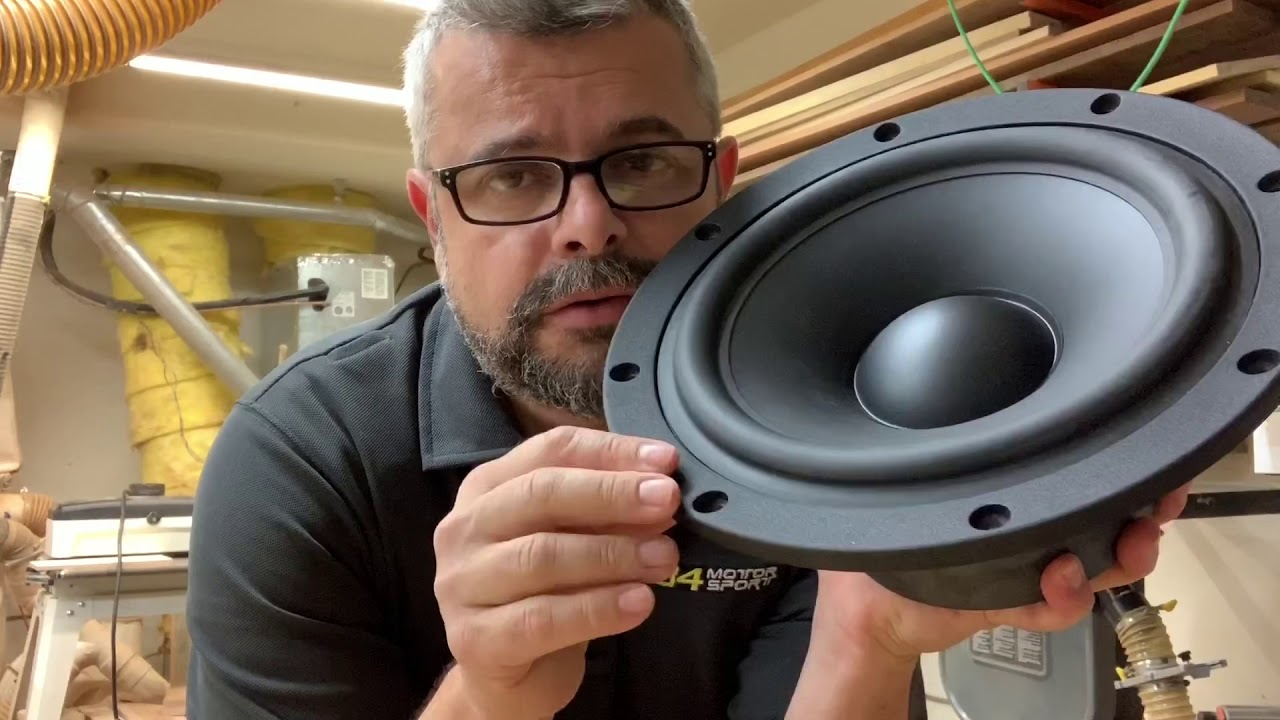 DOS Subwoofer Project - Intro! - YouTube