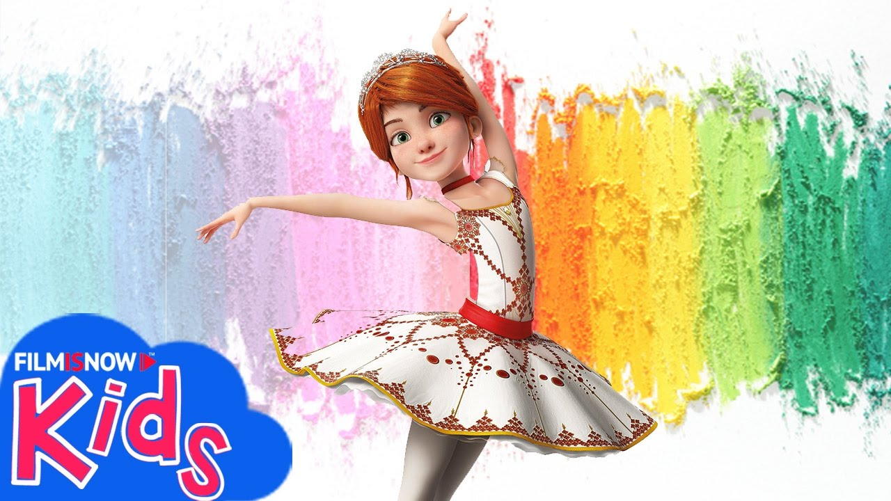 Ballerina impara a disegnare la protagonista youtube