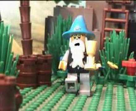 Lego Beer Song