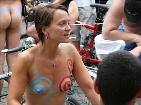 Cyclonudista 2015 - Brussels