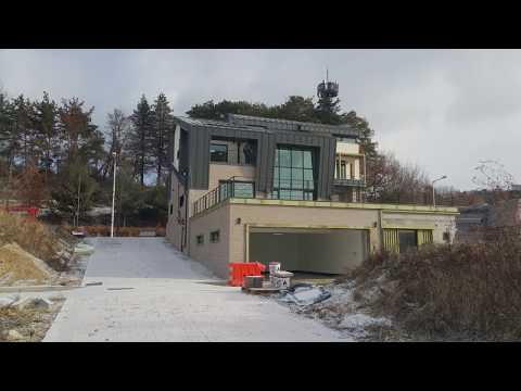 DESIGN & CONSTRUCT UNIQUE HOUSE 'CASALIM' IN S.KOREA - 2nd PROJECT IN DAEJON - Part 3.