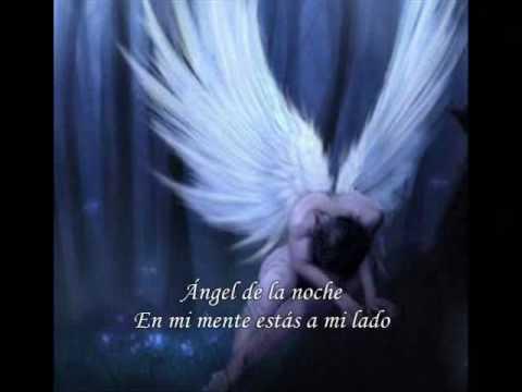 blutengel angel of the night subtitulado espa241ol youtube