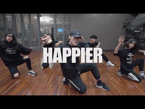 Marshmello - Happier / Jin.C Choreography