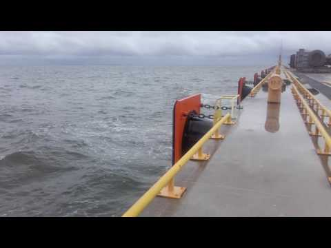 Muuga port quay nr.17