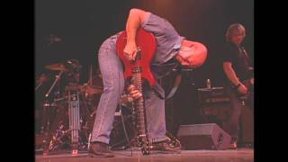 Ronnie Montrose performing Rock Candy with Jimmy DeGrasso and David Ellefson