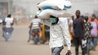 Millions enter lockdown in Nigeria, Zimbabwe, as Africa steps up virus fight