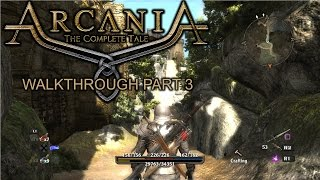 Arcania: Gothic 4 The Complete Tale - Walkthrough part 3 - 1080p 60fps - No commentary