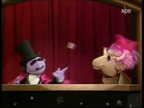 Sesamstrasse - Zauberei mit dem großen Mumpitz und Gloria