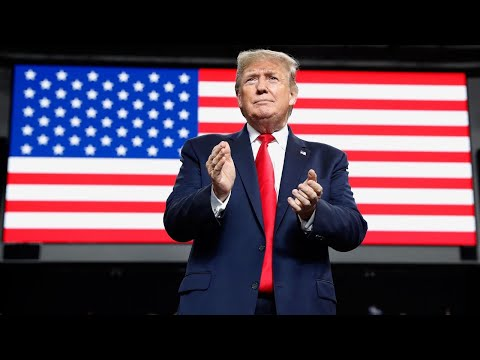 Trump Holds Campaign Rally In New Jersey Amid Impeachment Trial | NBC News (Live Stream)