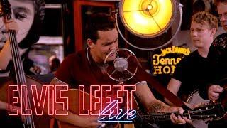 Speciaal voor het tributeconcert Elvis Leeft Live is De Lik in voor...