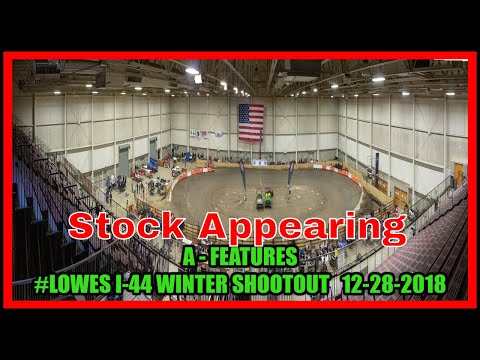 Stock Appearing A-Feature Lowe Boats I-44 Winter Shootout 12-28-2018