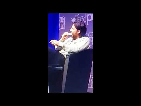 Tim Rozon Panel OzComicCon 24/09/2017