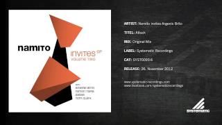 Namito invites Argenis Brito - Attack (Original Mix)