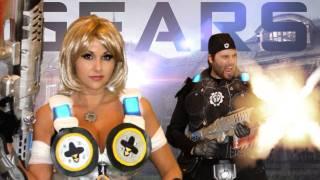 Mad World Uprising! | Gears Of War 3 Parody | Screen Team