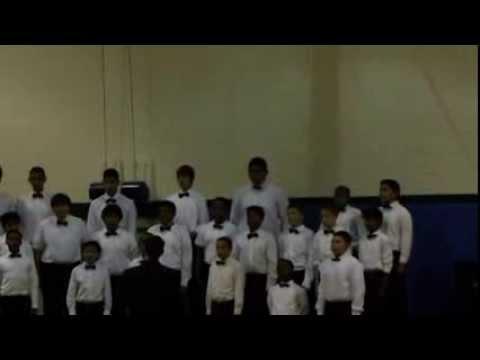 Newport Mill Middle School Men's Chorus