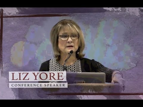 The Deep State Church - Liz Yore
