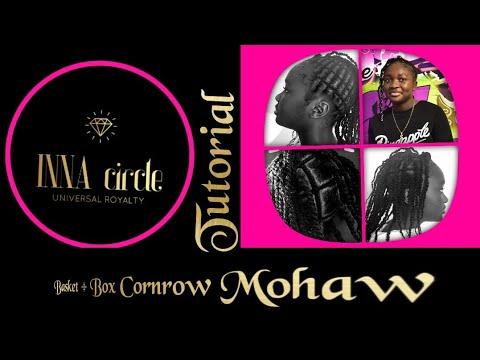 Download #11. Hair - Kids Hairstyles,  Mohaw, Basket Cornrowbraids, Boxed Cornrows, Two Strand Twist.