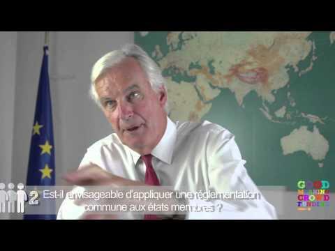 [INTERVIEW] Michel Barnier, Vice-Président de la Commission Européenne