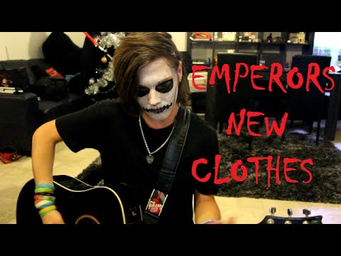 Acoustic Cover: Emperors New Clothes - Panic! At The Disco