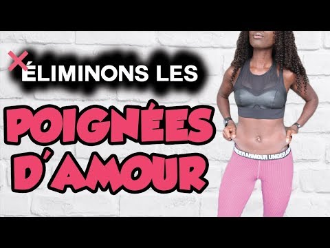 ÉLIMINONS LES POIGNÉES D'AMOUR !┃Belle & Sportive