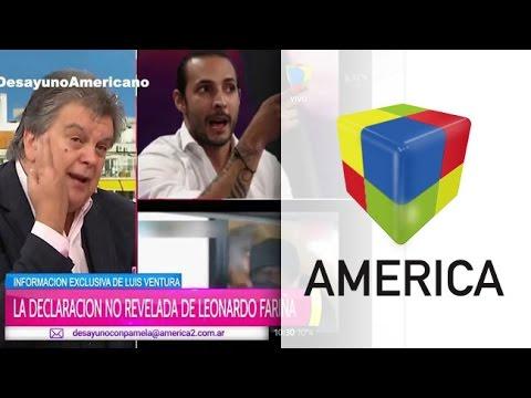 Luis Ventura contó cómo fue su encuentro secreto con Leonardo Fariña