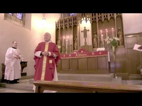 The Order Of Holy Communion - Healey Willan Setting  2017