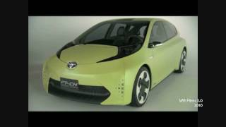Toyota FT-CH Concept Videos