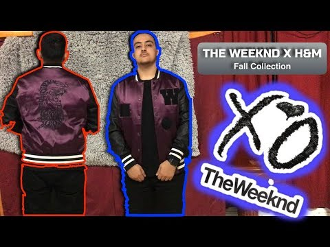 THE WEEKND X H&M FALL COLLECTION PART 2 (REVIEW and ON BODY LOOK)