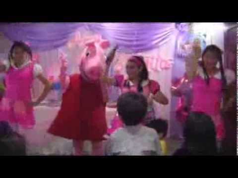 Show de Peppa la Cerdita Travel Video