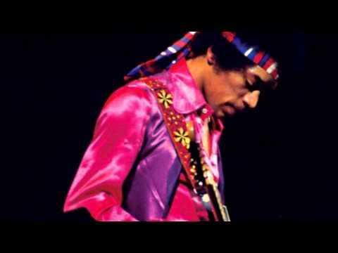Jimi Hendrix -The Wind Cries Mary